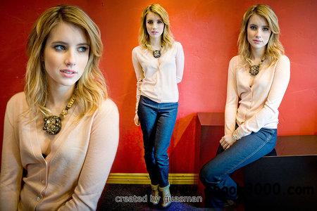 Emma Roberts - 'Twelve' portraits session free download