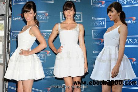 Jessica Biel - 2012 ESPY Awards, Los Angeles July 11, 2012 free download