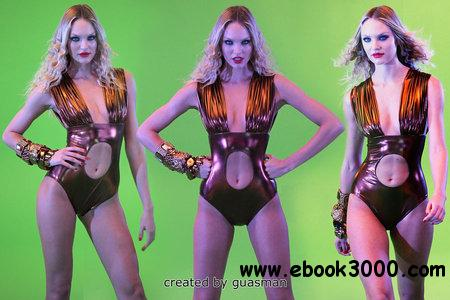 Candice Swanepoel - Marc Bouwer Fashion Film Shoot at CECO Studio download dree