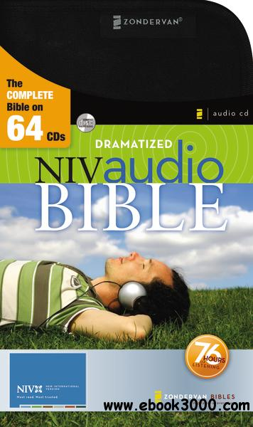 NIV Audio Bible Dramatized CD by Zondervan Publishing free download