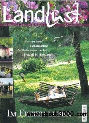 Landlust Magazin Juli August No 07 08 2012 download dree