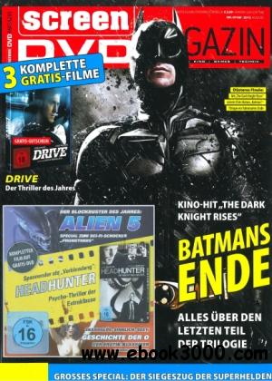 DVD Magazin Juli August No 07 08 2012 download dree