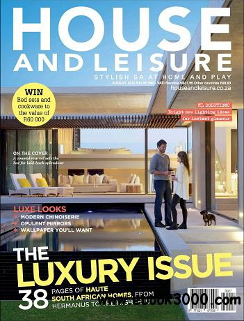 House and Leisure Magazine August 2012 free download