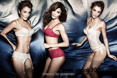 Helena Christensen - Triumph Essence Collection - Summer 2012 (Size Upgrade) free download
