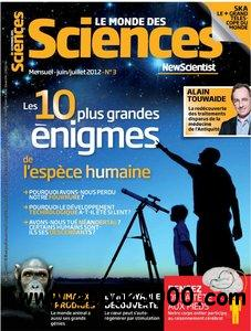 Le Monde des Sciences 3 - Juin-Juillet 2012 free download