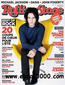 Rolling Stone 45 - Juillet-Aout 2012 free download