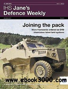 Jane's Defence Weekly - 27 June 2012 free download