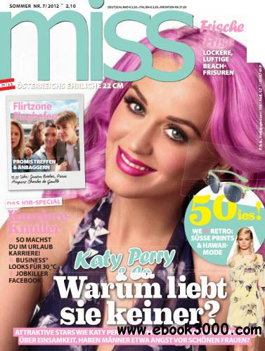 Miss Magazin No 07 Juli 2012 download dree