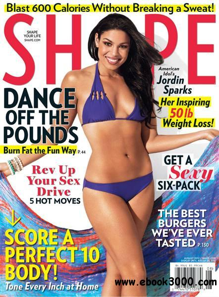 Shape - August 2012 / United States free download