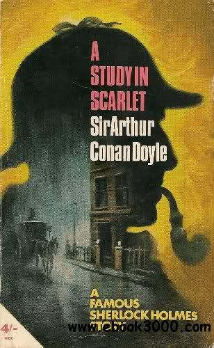 a summary of arthur conan doyles a study in scarlet A study in scarlet by arthur conan doyle, ian edginton and inj culbard the graphic novel treatment tightens up the saggy bits of one of the weirder sherlock holmes stories, says rachel cooke .