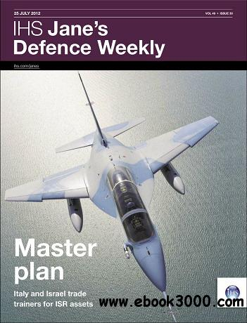Jane's Defence Weekly Magazine July 25, 2012 free download