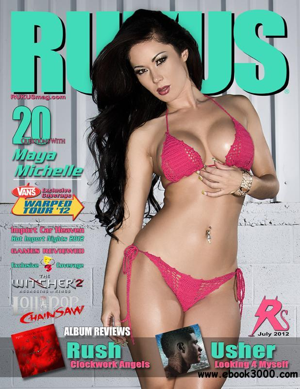 Rukus Magazine - July 2012 free download