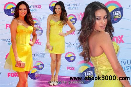 Shay Mitchell - 2012 Teen Choice Awards in Los Angeles July 22, 2012 free download