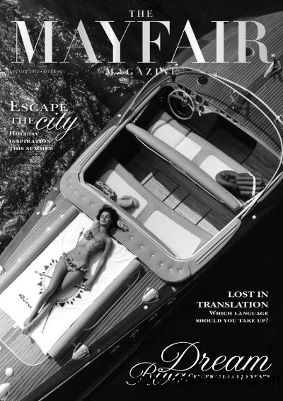 The Mayfair Magazine - August 2012 free download
