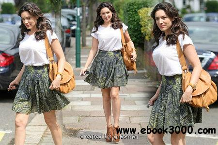 Kelly Brook - Out in North London July 20, 2012 free download