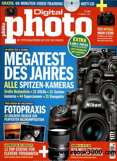 Digital Photo Magazin Juli No 07 2012 free download