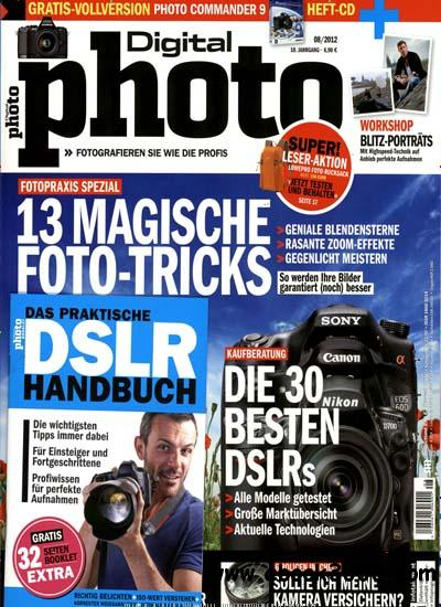 Digital Photo Magazin August No 08 2012 free download