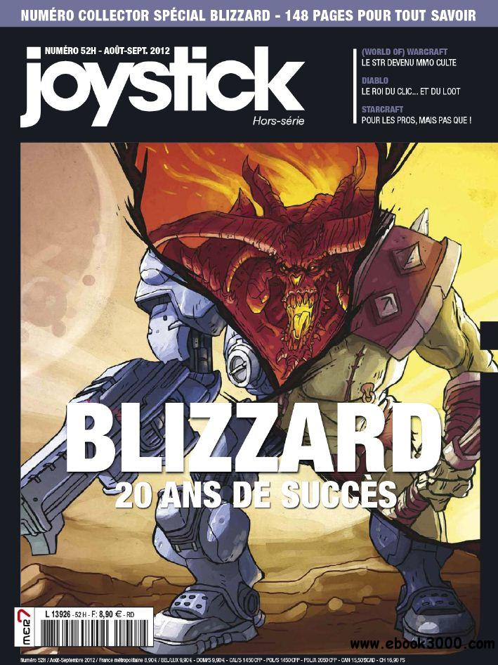 Joystick Hors-Serie 52 Special Blizzard - Aout-Septembre 2012 free download