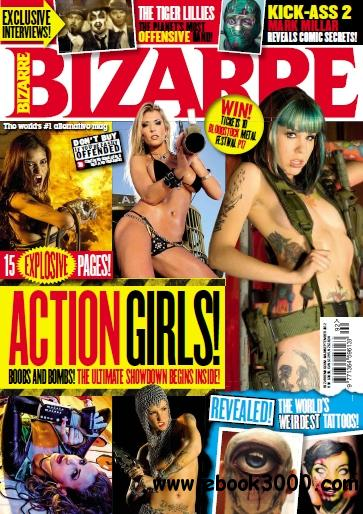 Bizarre UK - September 2012 free download