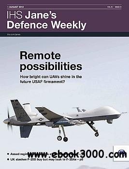 Jane's Defence Weekly - 1 August 2012 free download