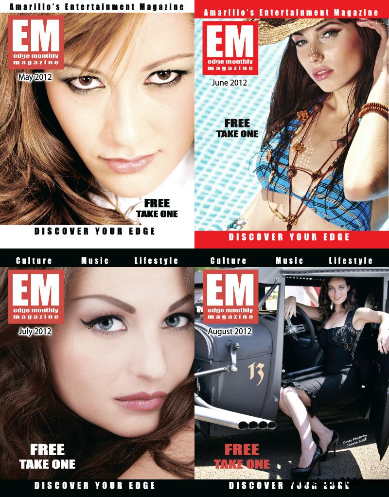 Edge Monthly May-August 2012 free download