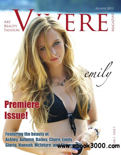 Vivere Magazine - August 2012 free download
