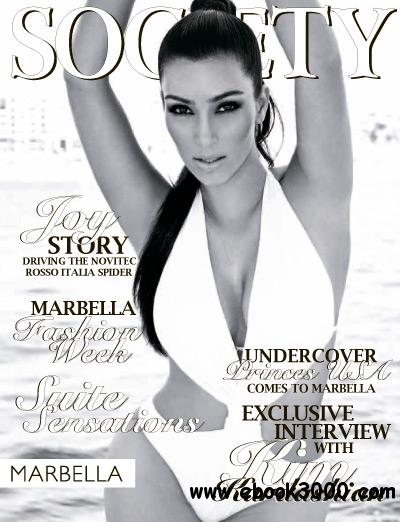 Society Marbella - August 2012 free download
