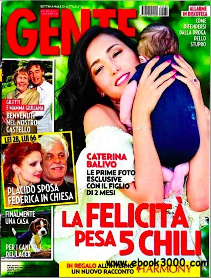 Gente N.32 - 04 Agosto 2012 free download