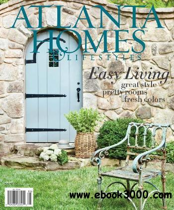 Atlanta Homes & Lifestyles - August 2012 free download