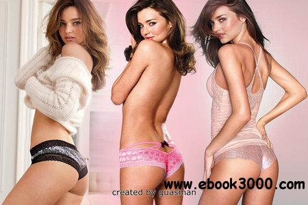 Miranda Kerr - Victoria's Secret Photoshoots 2012 free download
