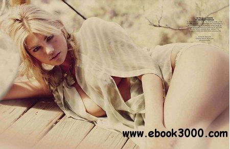 Kate Upton by Guy Aroch for GQ Italy August 2012 free download