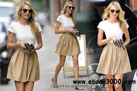 Candice Swanepoel - Out & about in New York City & Soho July 31, 2012 free download