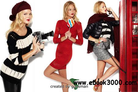Erin Heatherton - Blancos Fall-Winter 2012 Campaign free download