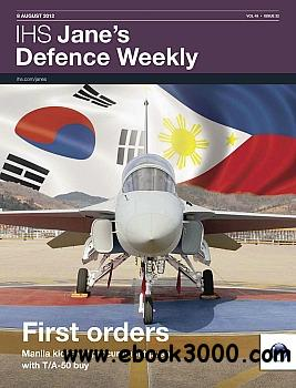 Jane's Defence Weekly - 8 August 2012 free download