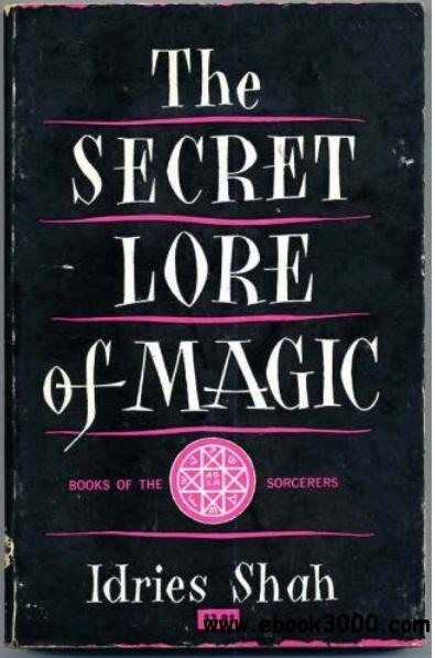 The Secret Lore of Magic free download