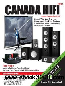 Canada HiFi - August/September 2012 free download