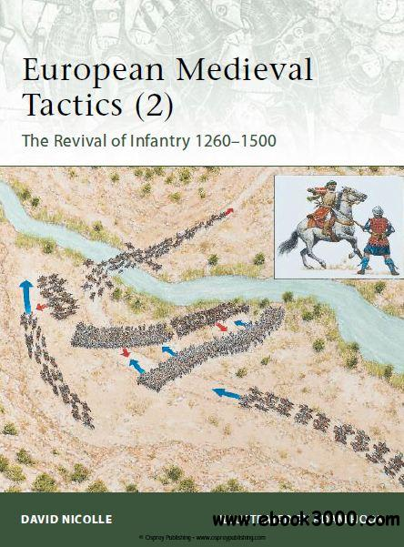 European Medieval Tactics (2) (Osprey Elite 189) free download