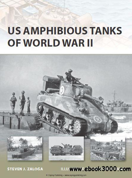 US Amphibious Tanks of World War II (Osprey New Vanguard 192) free download
