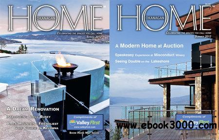 Okanagan Home - Spring/Summer 2012 free download