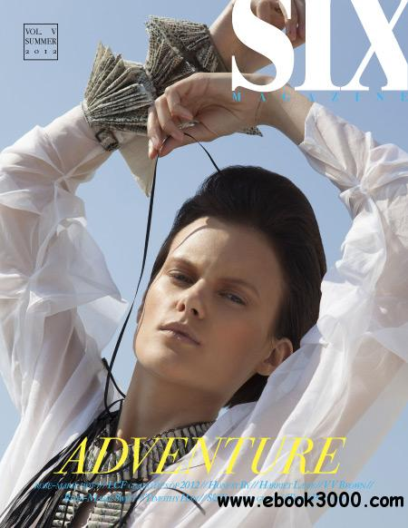 SIX Magazine - Summer 2012 free download