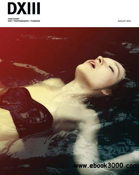 DXIII Magazine #02 - August 2012 free download