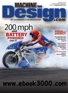 Machine Design - 9 August 2012 free download