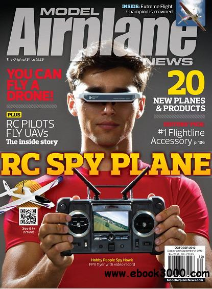 Model Airplane News Magazine October 2012 free download