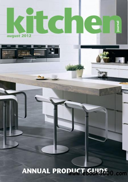 Kitchen Journal - August 2012 free download