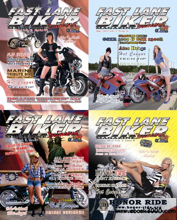 Fast Lane Biker Delmarva May-August 2012 free download