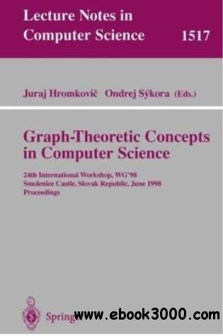 Graph-Theoretic Concepts in Computer Science free download