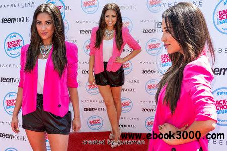 Shay Mitchell - Teen Vogue National Shopping Holiday Back-to-School in LA August 11, 2012 free download