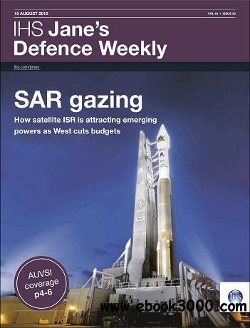 Jane's Defence Weekly Magazine August 15, 2012 free download
