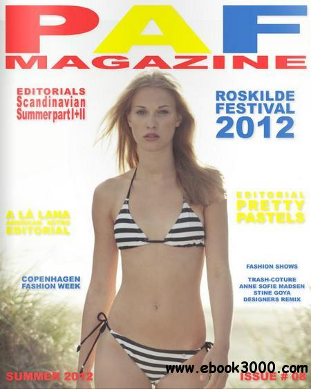 PAF Magazine - Summer 2012 free download