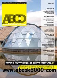 Architect, Builder, Contractor & Developer - August 2012 free download
